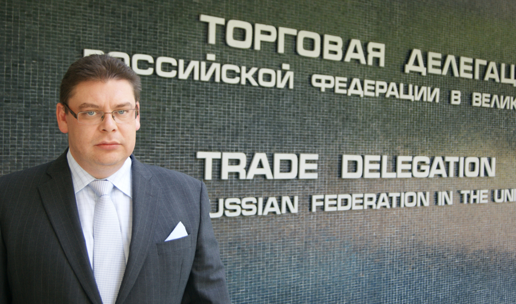 Trade dialogue between Russia and the UK
