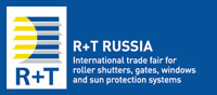 R+T Russia 2013 – Roller shutters, gates, windows and sun protection systems