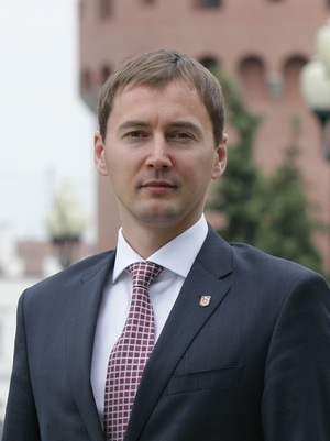 Denis Tikhonov Deputy Prime-Minister of the Tula Region