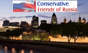 Conservatives Friends meets with Russia