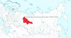 Yugorian Industrial the Corporation: project of mining cluster establishment on the territory at Khanty-Mansi Autonomous Okrug of the Russian Federation